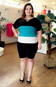 Blusa Plus Size com 3 Cores