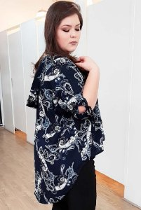 Blusa Mix Flight Plus Size