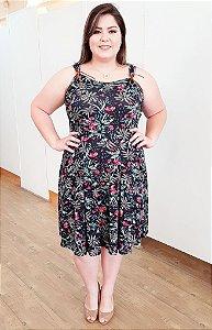Vestido Floral Parker Plus Size