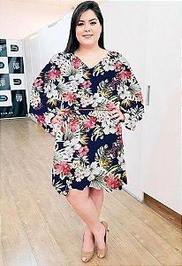Vestido Cloe Garden Plus Size