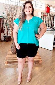 Camisa Charlote Plus Size
