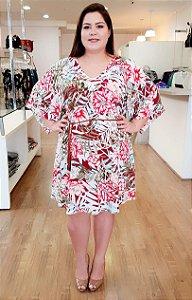 Vestido Cloe Liverpool Plus Size