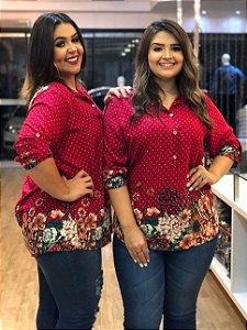 Camisa New Love Sweet Poá