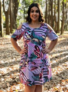 Vestido Dakota Plus Size
