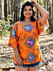 Blusa Colorado Plus Size