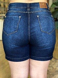 Shorts Jeans Clássico Plus Size