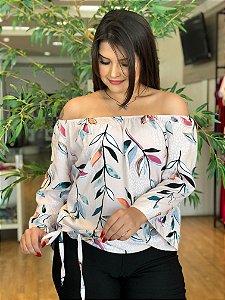 Blusa Femme Plus Size