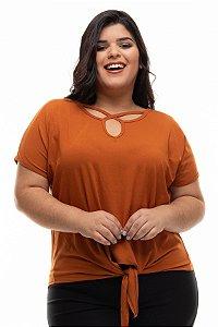 Blusa Keffi Plus Size
