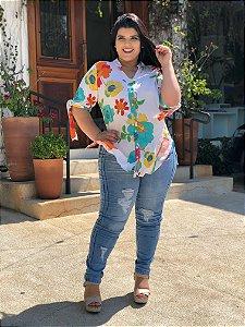 Camisa Mel Plus Size
