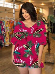 Blusa Cat Ross Plus Size