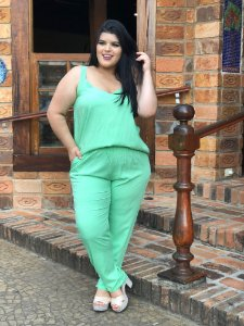 Conjunto Wash Plus Size
