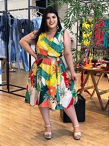 Vestido Walk Plus Size