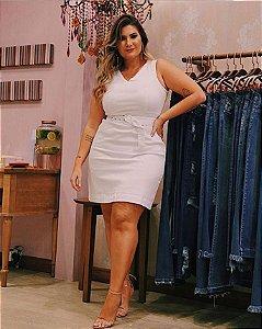 Vestido Super Branco