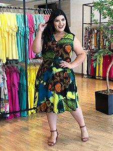Vestido Walk Amazonas Plus Size