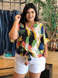 Blusa Pérola Plus Size