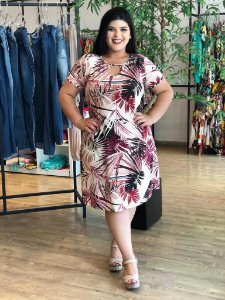 Vestido Winner Plus Size