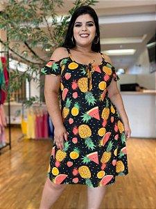 Vestido Fruit
