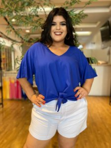 Blusa Arraial do Cabo Blue