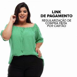 Link de Pagamento // Regularização de Compra // Pedido 31415 - Andréia