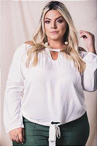Blusa Serene White
