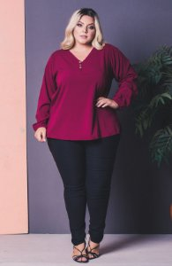 Camisa Load Plus Size