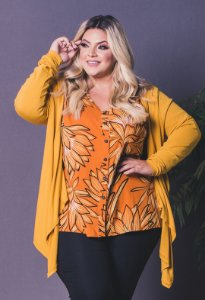 Cardigan Most Plus Size