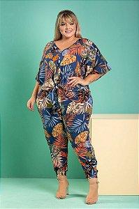 Blusa Elegance Plus Size