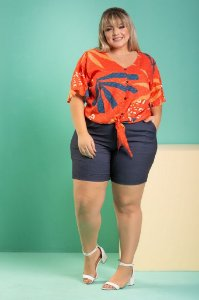 Blusa Glee Plus Size