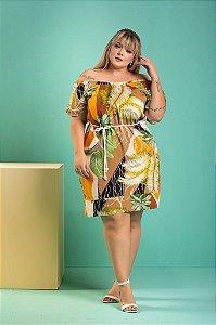Vestido Doce Menina Plus Size