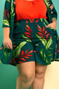 Short Hope Plus Size