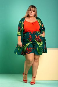 Parca Hope Plus Size