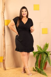 Vestido Beauty Plus Size