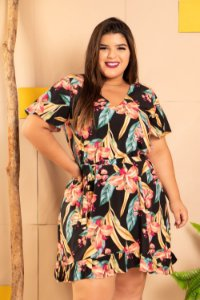 Vestido Endless Plus Size