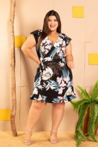 Vestido Hope Plus SIze