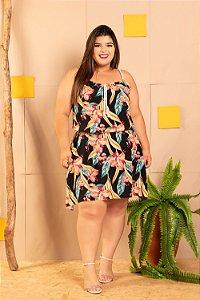Vestido Fragance Plus Size