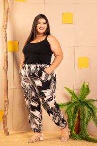 Calça Lovers Plus Size