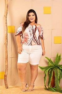 Blusa Safira Plus Size