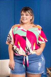 Blusa Target Girl Plus Size