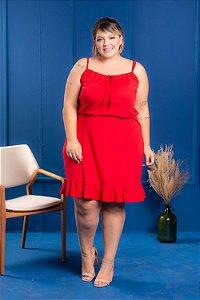 Vestido Red Plus Size