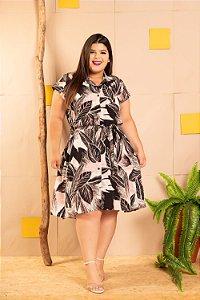 Vestido Flex Plus Size