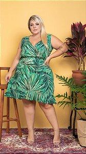 Vestido Ousadia Plus Size