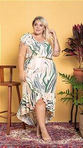 Vestido Encanto Plus Size