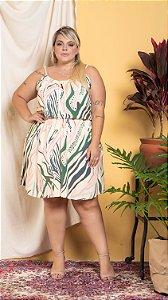 Vestido Leveza Plus Size