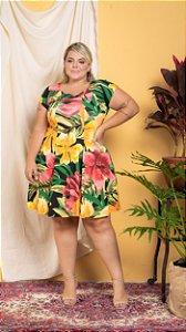 Vestido Harmonia Plus Size