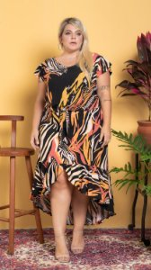 Saia City Glamorosa Plus Size