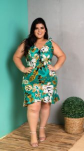 Vestido Less Plus Size