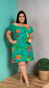 Vestido Formosa Plus Size