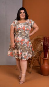 Vestido Winter Plus Size