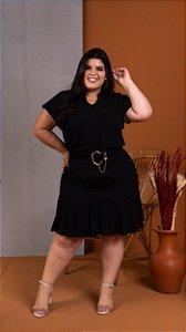 Vestido Black Luxo Plus Size