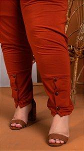 Calça de Moletinho Trend Plus Size